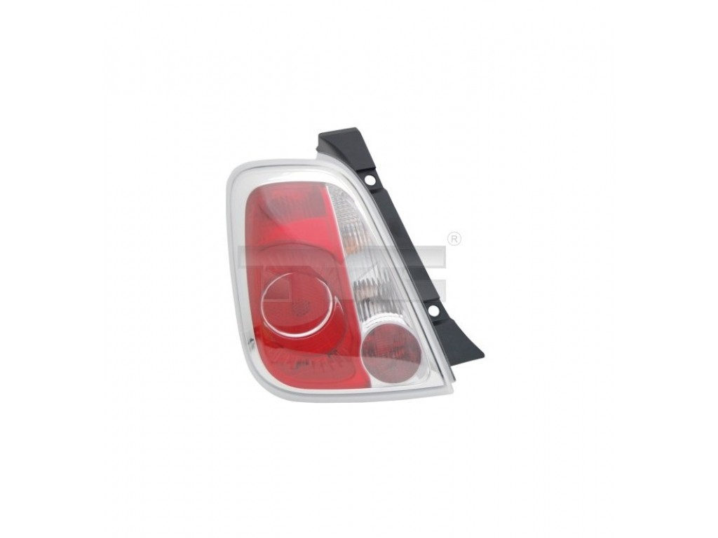 Lampa spate stop Fiat 500 2007 2008 2009 2010 2011 2012 2013 2014 2015 stanga