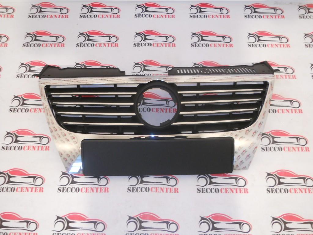 Grila radiator VW Passat B6 2005 2006 2007 2008 2009 2010 crom