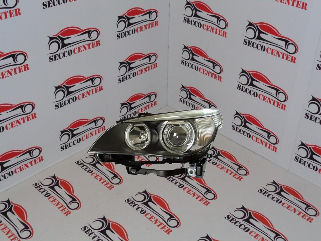Far BMW Seria 5 E60 2005 2006 2007 Bi Xenon stanga