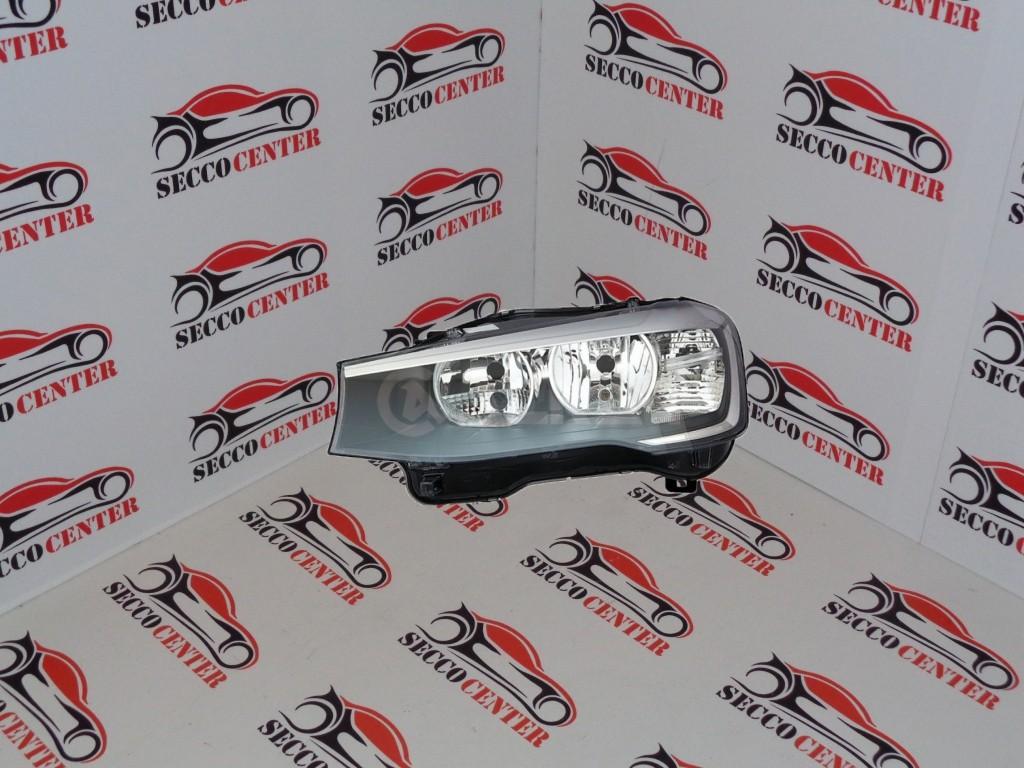 Grila radiator BMW X4 F26 2014 2015 2016 2017 2018 crom negru stanga