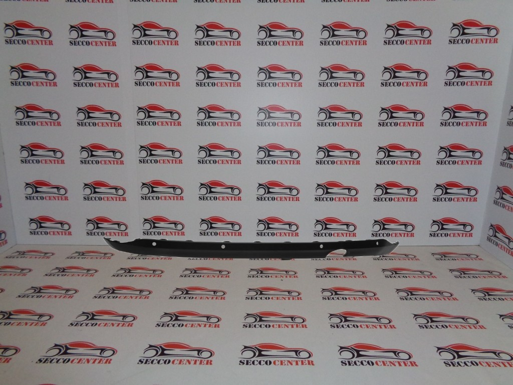Spoiler bara spate Citroen C3 2010 2011 2012 cu locas senzor parcare