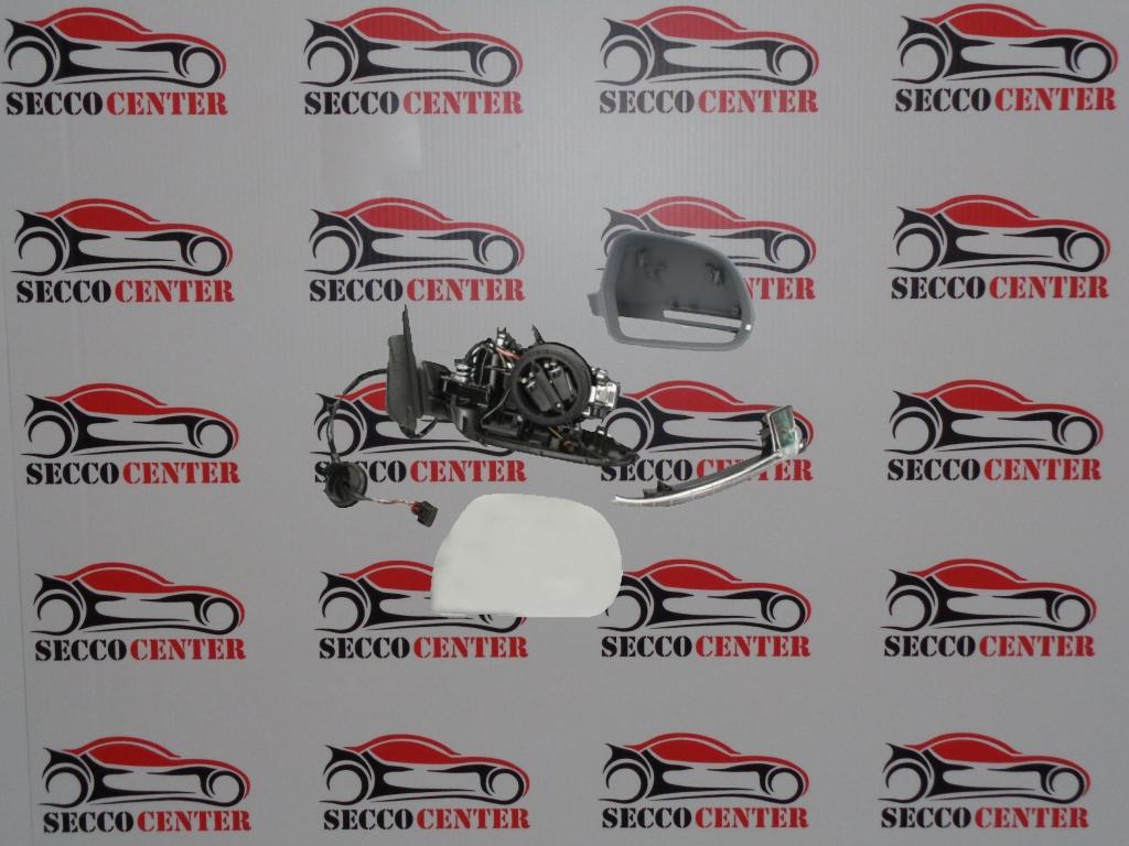Oglinda completa AUDI A4 B8 2007 2008 2009 2010 2011 2012 stanga