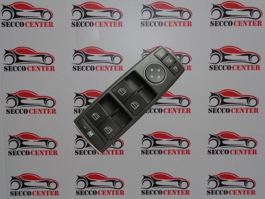 Comutator buton macara geam electric Mercedes CLS W218 2010 2011 2012 2013 2014 fata stanga
