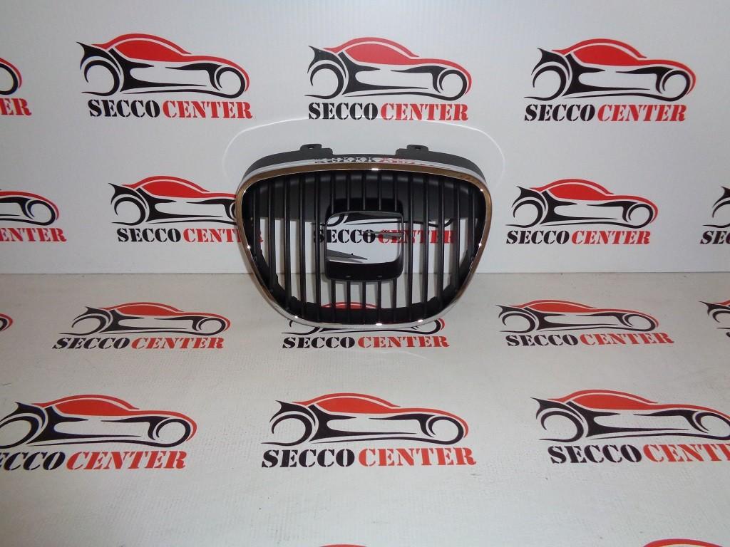 Grila radiator Seat Ibiza 2002 2003 2004 2005 2006 Crom