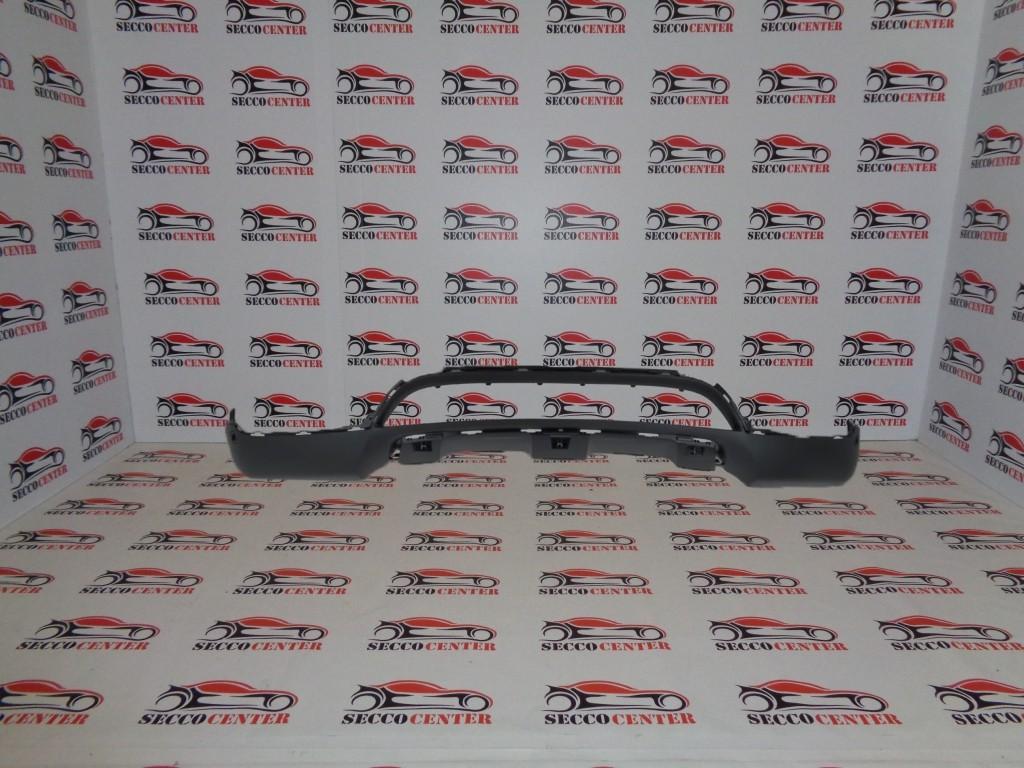 Spoiler bara fata BMW X6 E71 2012 2013 2014 cu locas senzor parcare