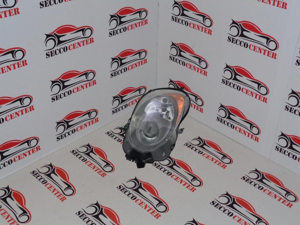 Far Alfa Romeo Mito 2008 2009 2010 2011 2012 2013 2014 2015 2016 negru stanga