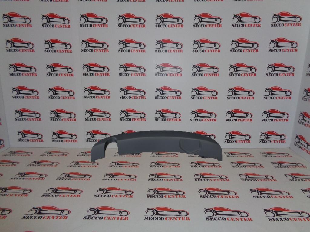 Spoiler bara spate AUDI A1 2010 2011 2012 2013 2014 evacuare simpla