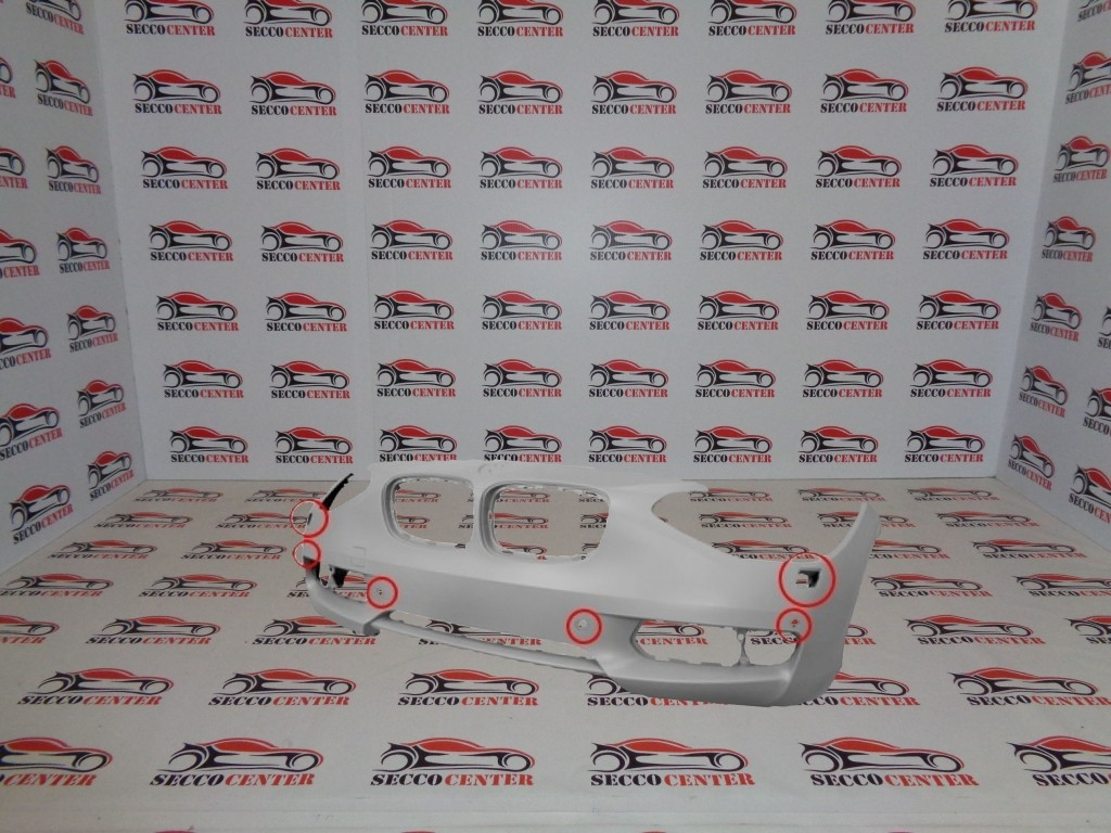 Bara fata BMW Seria 1 F20 2011 2012 2013 2014 2015 cu locas spalator far si senzor parcare