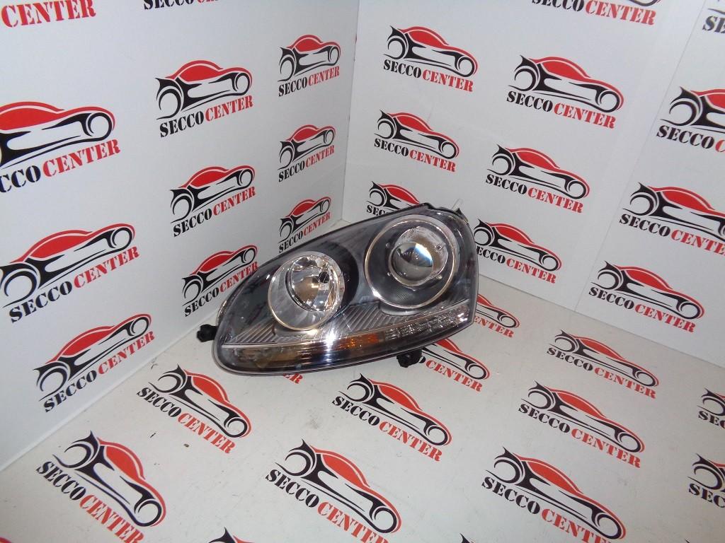 Far VW Golf 5 GTI 2003 2004 2005 2006 2007 2008 Xenon stanga