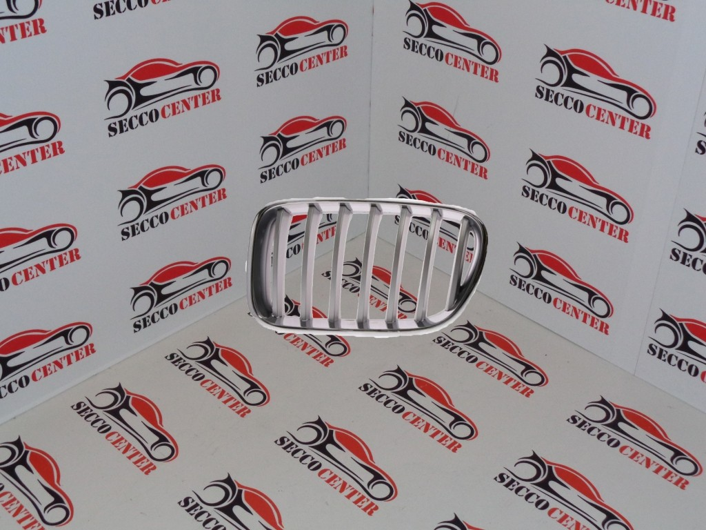 Grila radiator BMW X3 F25 2011 2012 2013 2014 crom Titan stanga